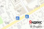 Схема проезда до компании Шпатель в Харькове