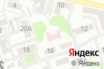 Схема проезда до компании Харківський міський шкірно-венерологічній диспансер №2 в Харькове