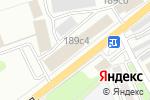 Схема проезда до компании Саморезик.ru в Калуге