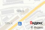 Схема проезда до компании Таврос плюс в Калуге