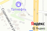 Схема проезда до компании Сервис-люкс в Харькове