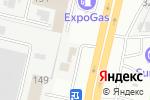 Схема проезда до компании Укравтоснаб в Харькове