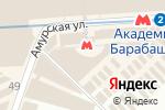 Схема проезда до компании Магазин верхней одежды для женщин в Харькове