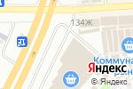 Схема проезда до компании Магазин спортивных товаров в Харькове