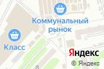 Схема проезда до компании Tyme в Харькове