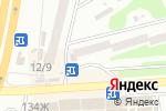 Схема проезда до компании Klio в Харькове