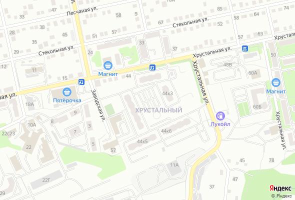 продажа квартир Хрустальный