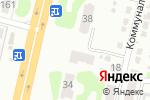 Схема проезда до компании Почтовое отделение №60 в Харькове