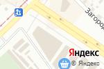 Схема проезда до компании Divaller в Харькове