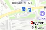 Схема проезда до компании Лик авто в Харькове