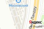 Схема проезда до компании Finn Flare в Харькове