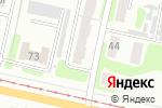 Схема проезда до компании Подружка в Харькове