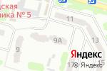 Схема проезда до компании Аптека №22 в Харькове