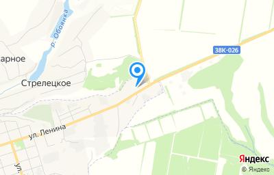 Местоположение на карте пункта техосмотра по адресу Курская обл, г Обоянь, ул Ленина, зд 169А