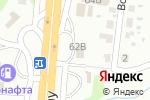 Схема проезда до компании Vianor в Харькове