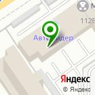 Местоположение компании Академия Вождения