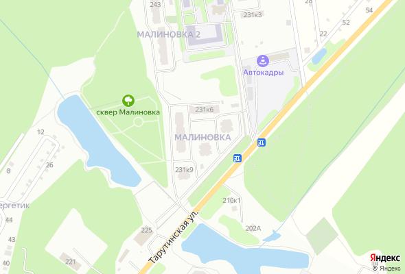 купить квартиру в ЖК Малиновка