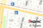 Схема проезда до компании Дэн в Харькове
