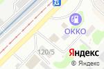 Схема проезда до компании 12 Volt в Харькове