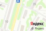 Схема проезда до компании Почитайко в Харькове