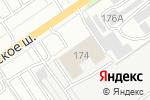 Схема проезда до компании Источник в Калуге
