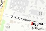 Схема проезда до компании Харьковский в Харькове