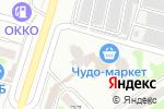 Схема проезда до компании La Reine в Харькове