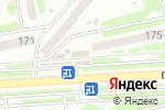 Схема проезда до компании Київські напівфабрикати в Харькове