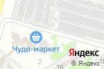 Схема проезда до компании Чобiток в Харькове