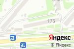 Схема проезда до компании М`ясна хатинка в Харькове