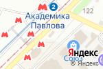 Схема проезда до компании Радюков С.Е., ЧП в Харькове