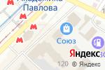 Схема проезда до компании Мотокот в Харькове