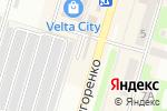 Схема проезда до компании Мода & Стиль в Харькове