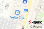 Схема проезда до компании Мода в Харькове