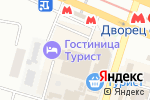Схема проезда до компании Дяченко В.И., ЧП в Харькове
