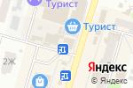 Схема проезда до компании Мегамастер в Харькове