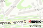 Схема проезда до компании Никитошка в Харькове