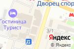 Схема проезда до компании КредитКафе в Харькове