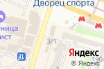Схема проезда до компании Галерея мяса в Харькове