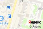 Схема проезда до компании Радуга в Харькове