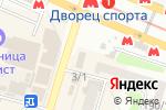 Схема проезда до компании Мобилочка в Харькове