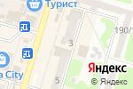 Схема проезда до компании Creative English в Харькове