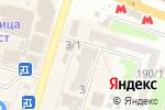 Схема проезда до компании Ломбард №1 в Харькове