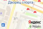 Схема проезда до компании Аптека низьких цін, ТОВ в Харькове