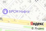Схема проезда до компании Планета 4 в Харькове