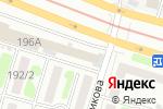 Схема проезда до компании Свет для дома в Харькове