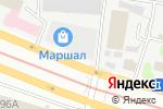Схема проезда до компании Новая Эра в Харькове