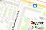 Схема проезда до компании Оценочная компания в Харькове