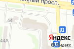 Схема проезда до компании Цифротех в Харькове