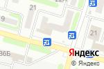 Схема проезда до компании Мастерская по изготовлению ключей и заточки инструмента в Харькове